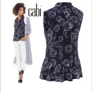 CAbi Dandelion Wish Top #5215 M